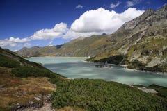 Alpine lake Royalty Free Stock Images