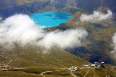 Alpine Lake Stock Images