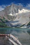 Alpine Lake in the Wilds Royalty Free Stock Photo