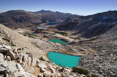 Alpine Lakes Royalty Free Stock Image