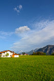 Alpine landscape in Austria Royalty Free Stock Image