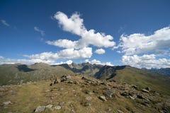 Alpine landscape in Austria Royalty Free Stock Image
