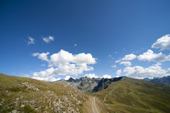 Alpine landscape in Austria Stock Photos