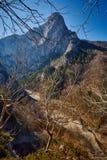 Alpine landscape Royalty Free Stock Photography