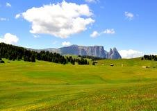 Alpine landscape Stock Image