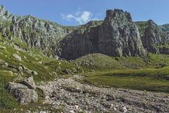 Alpine landscape Royalty Free Stock Photos