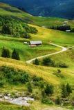 Alpine Landschaft Stockbilder