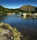 Alpine mountain Lake Royalty Free Stock Image
