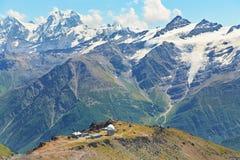 Alpine mountain landscape Stock Image