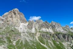 Alpine mountain landscape in summer Stock Photo