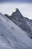 Alpine Mountains Stock Photo