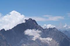 Alpine mountins Lizenzfreie Stockfotografie