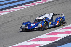 Alpine A460 Nissan Royalty Free Stock Image