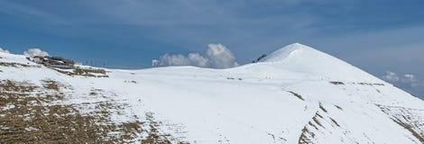 Alpine panorama Stock Photos