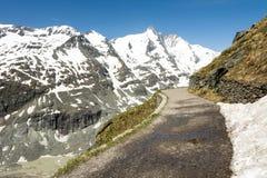 Alpine Path Stock Images