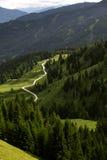 Alpine Path Royalty Free Stock Photography