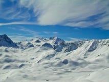 Alpine peace Royalty Free Stock Image