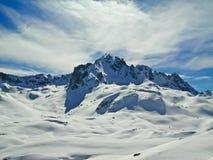 Alpine peace Royalty Free Stock Photography
