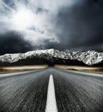 Alpine Reise lizenzfreie stockfotos
