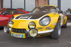 Alpine Renault A 110 Stock Image
