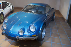 Alpine Renault A110, 1971 Royalty Free Stock Photography