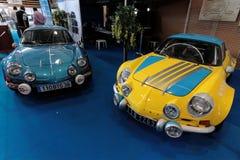 Alpine-Renault Royalty Free Stock Photo