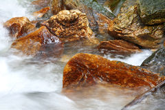 Alpine river Royalty Free Stock Photography
