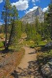 Alpine scene in Yosemite National Park, Sierra Nevada Mountains, California Royalty Free Stock Images