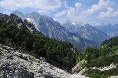 Alpine Scenery Stock Images