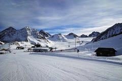 Pitztaler Gletscher, Otztaler Alpen, Tirol, Austria royalty free stock images