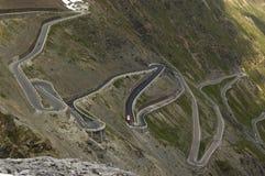 Alpine Schlaufen Lizenzfreies Stockfoto