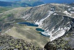 Alpine Seen stockfoto