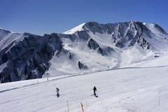 Alpine ski resort Serfaus Fiss Ladis in Austria. Stock Photography