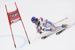 Alpine Ski World Cup Alta Badia Giant Slalom Stock Photo
