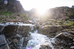 Alpine spring Royalty Free Stock Photo