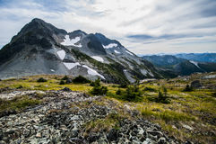 Alpine Terrain Stock Photography