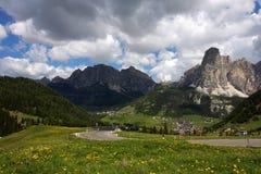 Alpine village Royalty Free Stock Images
