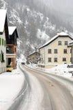 Alpine Village, Switzerland Stock Photos