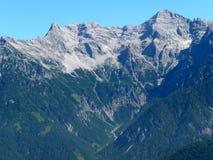 Alpine world Stock Photography