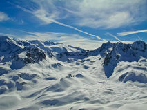 Alpiner Frieden Lizenzfreie Stockbilder
