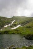 Alpiner See stockbilder