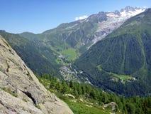 alpines стоковое изображение rf