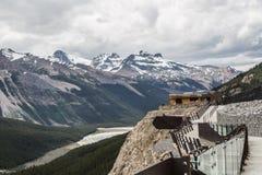 Alpines del canadese Rocky Mountain Fotografie Stock Libere da Diritti
