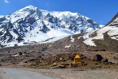 Alpines in India Fotografia Stock Libera da Diritti