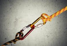 Alpinisme Photos libres de droits