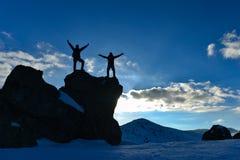 Alpinisme, hausse, s'élever et activités d'aventure images stock
