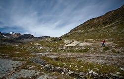 Alpinismo Immagini Stock
