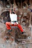 Alpinist 1 Royalty-vrije Stock Foto