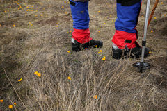 Alpinist Stock Photography