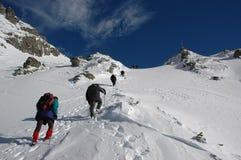 Alpinisten Stockbilder